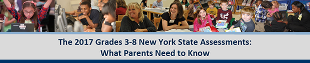 NY State Tests Important Information for Parents